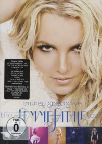 Cover Britney Spears - Live - The Femme Fatale Tour [DVD]